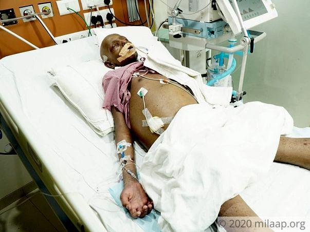 Help Rahul Fight Thalassemia Major