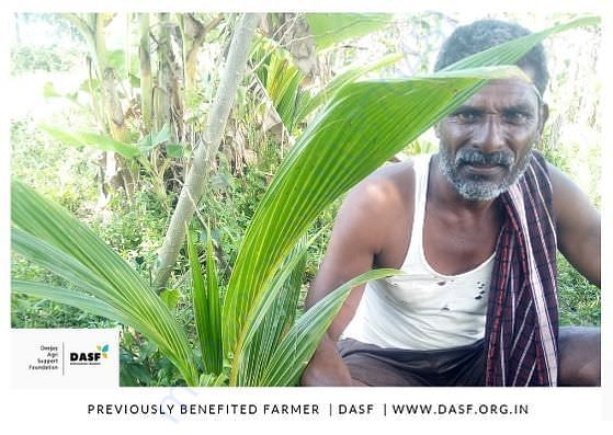 Beneficiary DASF has helped and Supporting