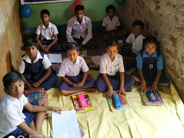 Support Free Education Center for Underprivileged - Sindri