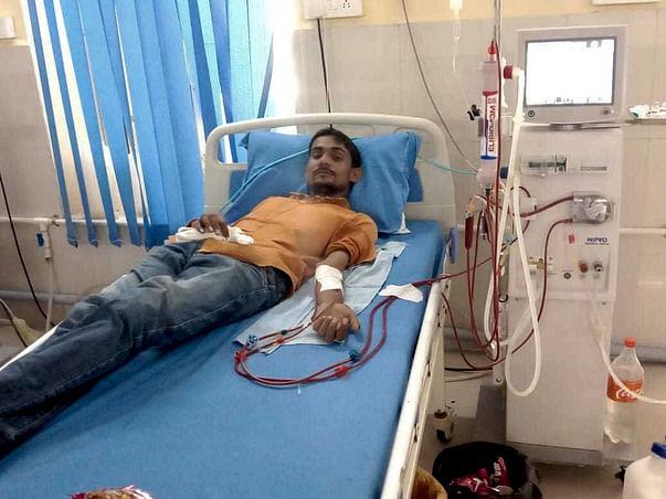 Help Amit Undergo Kidney Transplant