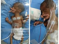 Help Swetha's Baby Survive