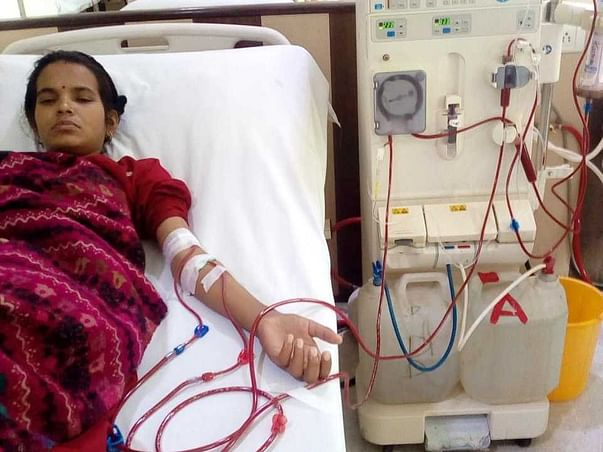 Help My Wife Shashi Kumari To Undergo Kidney Transplant