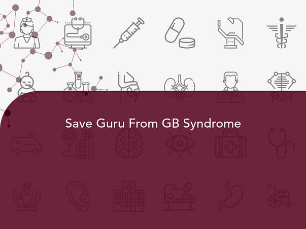 Save Guru From GB Syndrome