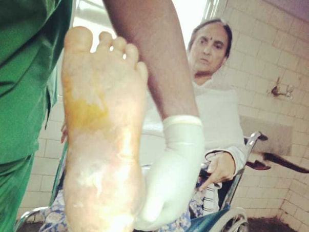 Help My Mother Recover!