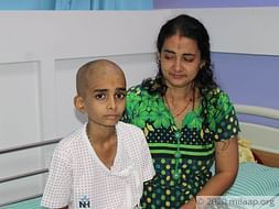 Vedanth has cancer and needs your support to survive