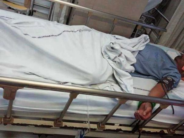 Help Syed Mubeen hussain to recover fully