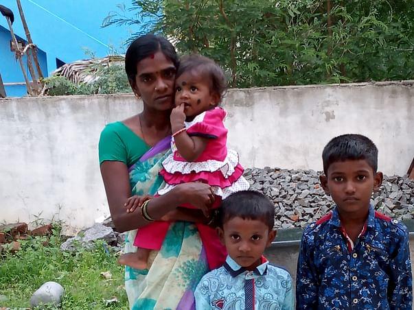 Help Dhanalakshmi Help From Cardiac Problem
