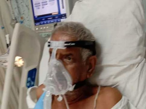 Help My Father Recover from Lung Infection and Cardiac Arrest!