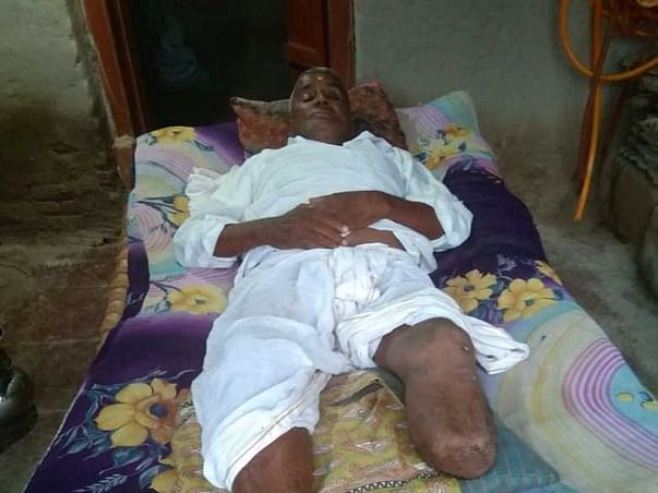 Help My Grandfather Undergo Surgery