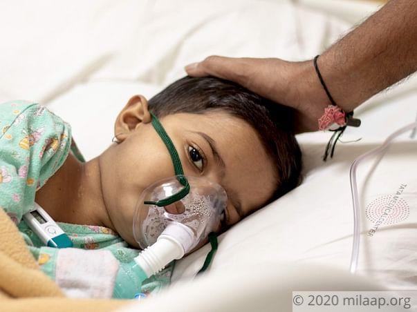 Help Ganesh Fight Acute Lymphoblastic Leukemia