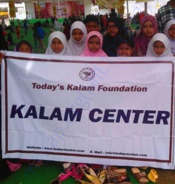 Kalam fund raiser.