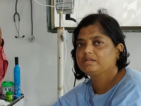 My mother is diagnosed with blood cancer, please help me save her