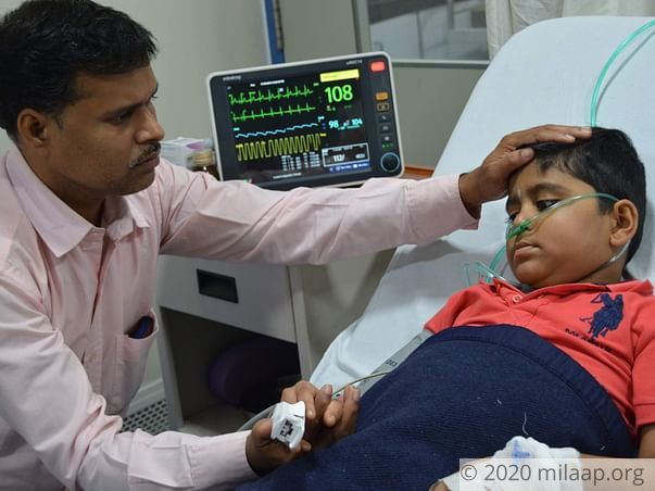 Help Aaradhya Fight APLA