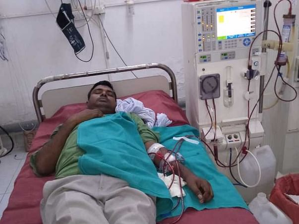 Help! a Father To Bear The Cost Of Kidney Transplant.