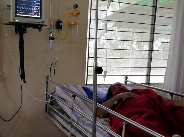 Help Shardhamma Fight Cancer