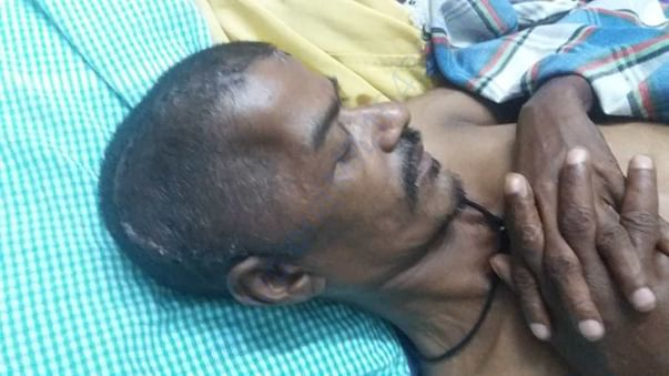 PlZ help laxmana recover from accident