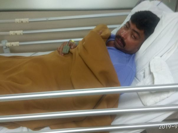 Support Susheel to fight Gullian barre syndrome and advance stage TB.