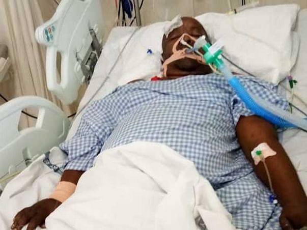 Help Rama Goud Recover From Cerebrovascular Accident