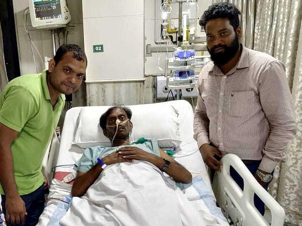 Help my friend Avishek kumar fight Bladder cancer