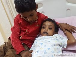 Help Dhanshika Fight Primary Immune Deficiency
