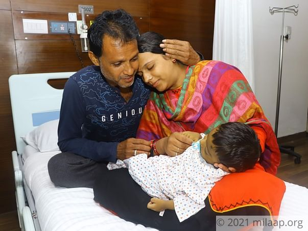 Time Is Running Out For Baby Yash Who Needs Immediate Help
