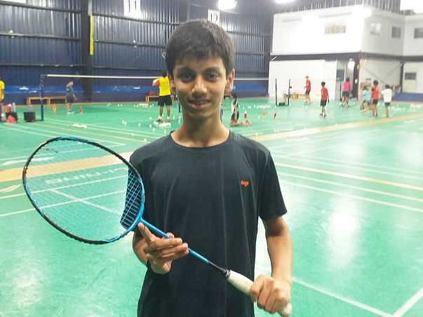 Be a part of Ninad's dream to become a Top Class Badminton Player