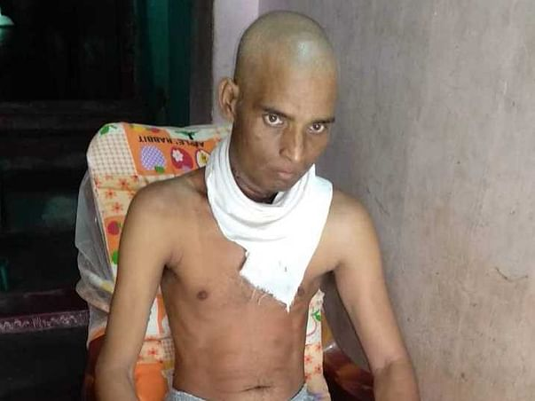 Help Harihara Routa who Fighting from Cancer!