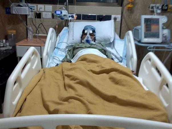 Help my wife fight Lungs Pneumonia