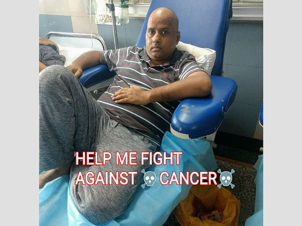Help Me Fight Against Last Stage GermCell CANCER.I Do Deserve A Chance