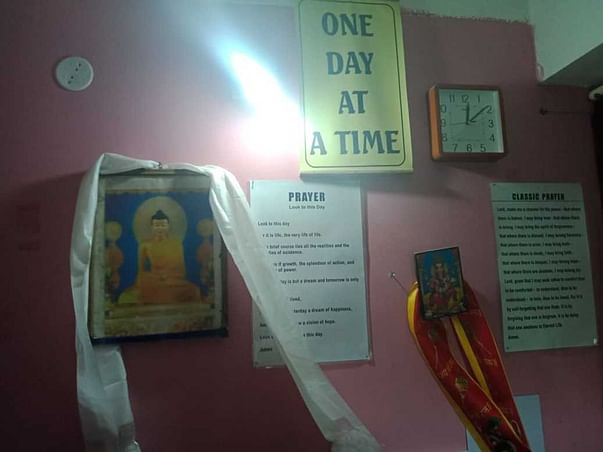 Help Us To Run Our Rehab Centre Successfully with karma gyarong...