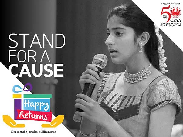 Help Shree Raise Funds For Patients Battling Breast Cancer