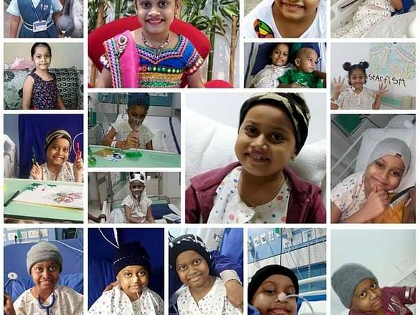 Akshaini fighting rare type of blood cancer relapsed post transplant.