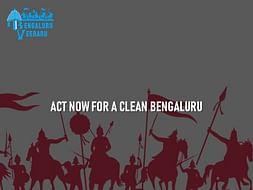 Contribute for a Clean Bengaluru! #BengaluruVeeraru