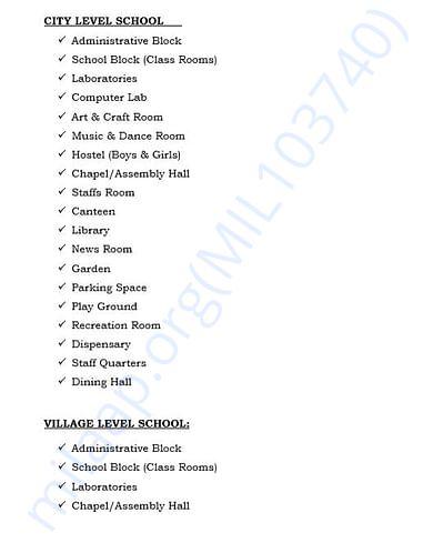 document 13 detailed estimation letter