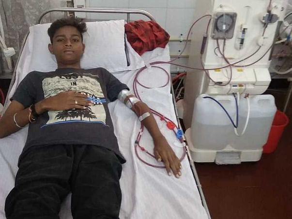 My Brother Needs Kidney transplantation, Please Help Him!