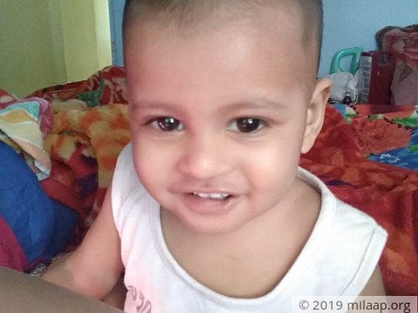 Help Dawood Undergo A Bone Marrow Transplant