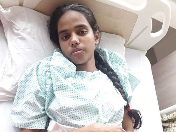 Help Sushmitha for her Surgery