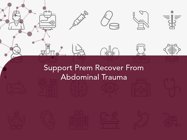 Support Prem Recover From Abdominal Trauma