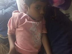 Help soumya, she's fighting sickle cell disease
