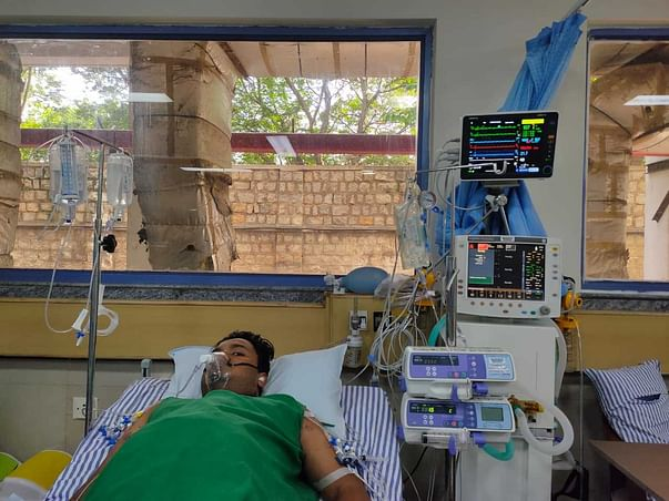 Help Sachin Hari  Recovery from Health Condition