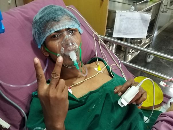 Help Rajendra Kumar Fight Gangrene