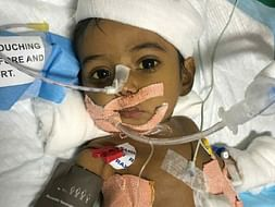 6 months old Piyush Kundu needs your help fight Biliary Atresia