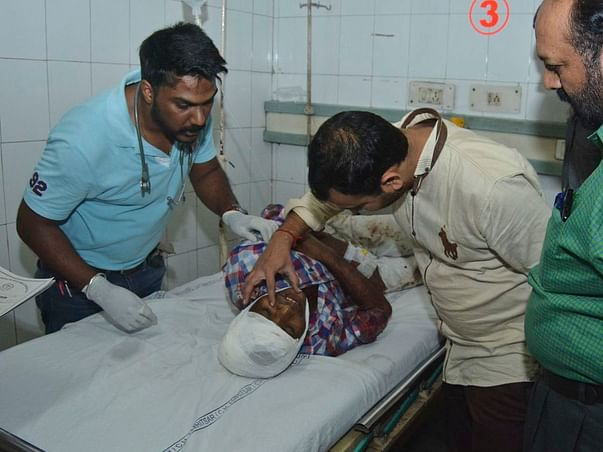 Goutam Recover From Road Traffic Accident