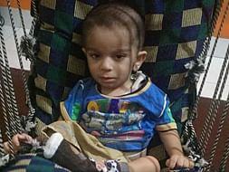 Help My Son Burhanuddin Fight Leigh Syndrome (A Neurological Disorder)