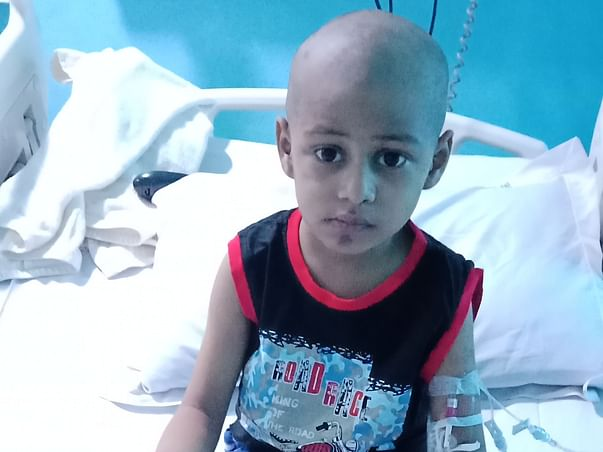 Please Help 6 Years Old Tanishiq Recover From Thalesamia