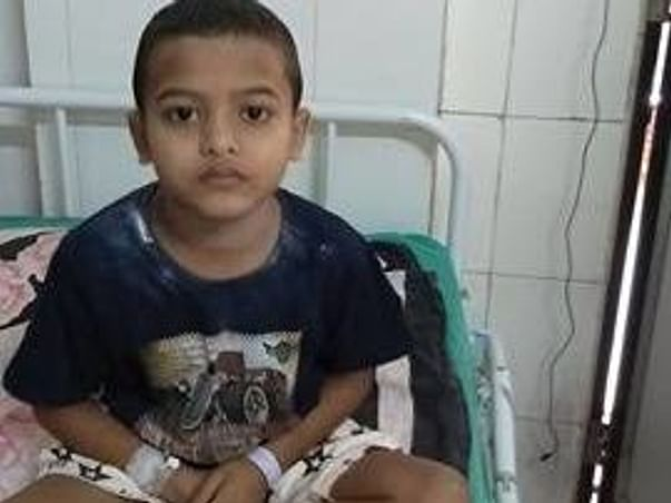 5 years old Sahil Singh needs your help fight Blood Cancer