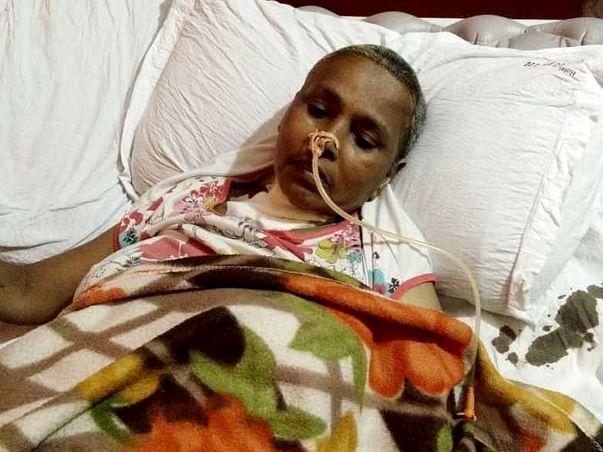 Help Kamla From Brain Hemorrhage