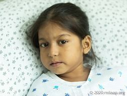 Help Shaima Recover From MDR-3 Deficiency And Undergo A Transplant