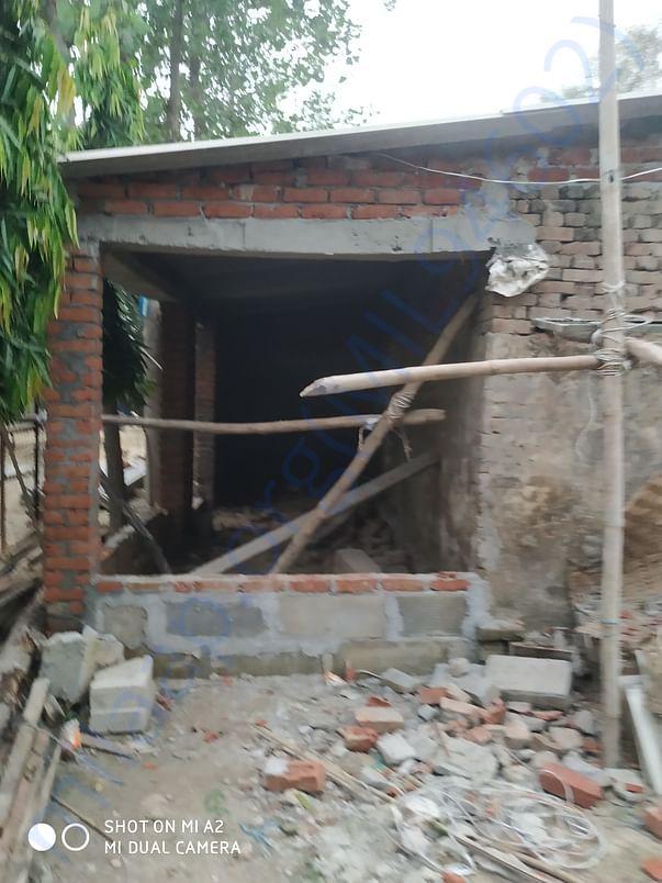 Construction begin