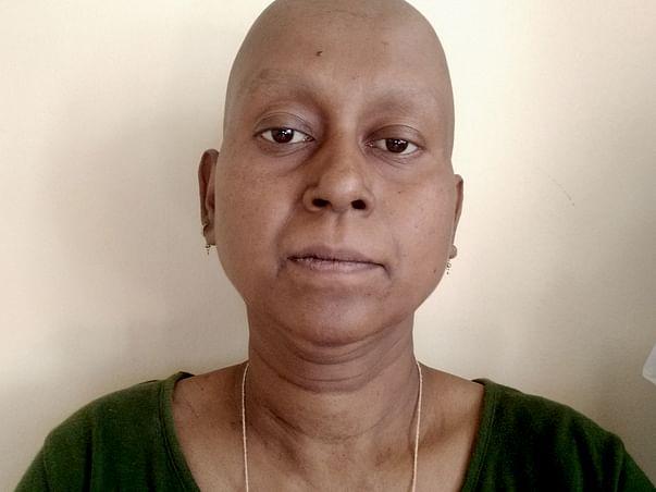Help Savitri fight cancer